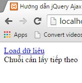 4. Lay chuoi can lay cua get