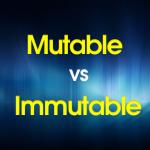 Tìm hiểu về Mutable và Immutable Object trong Javascript